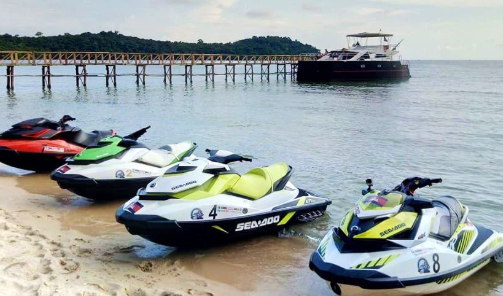 secrets you expect when you rent a jet ski