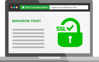 In Designbury we recommend every website has an SSL Certificate