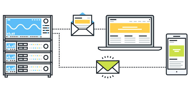 email hosting content